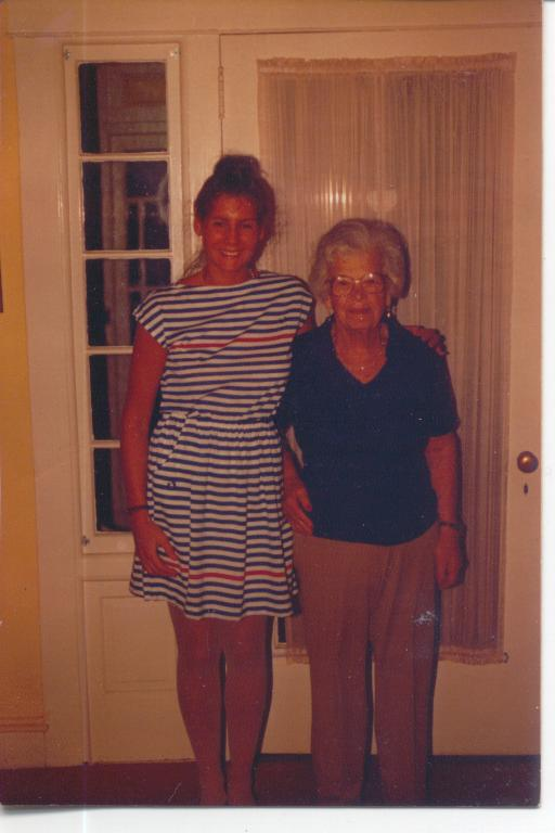 me and gram