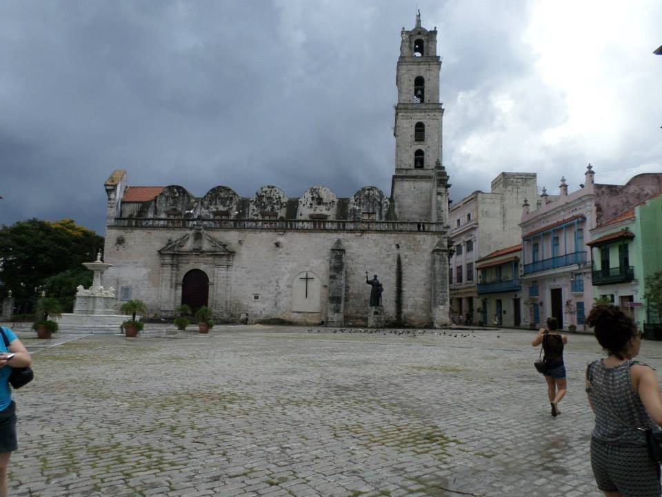 Cuba Old City Havana