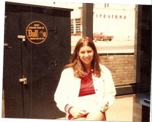 Arlene at promotion