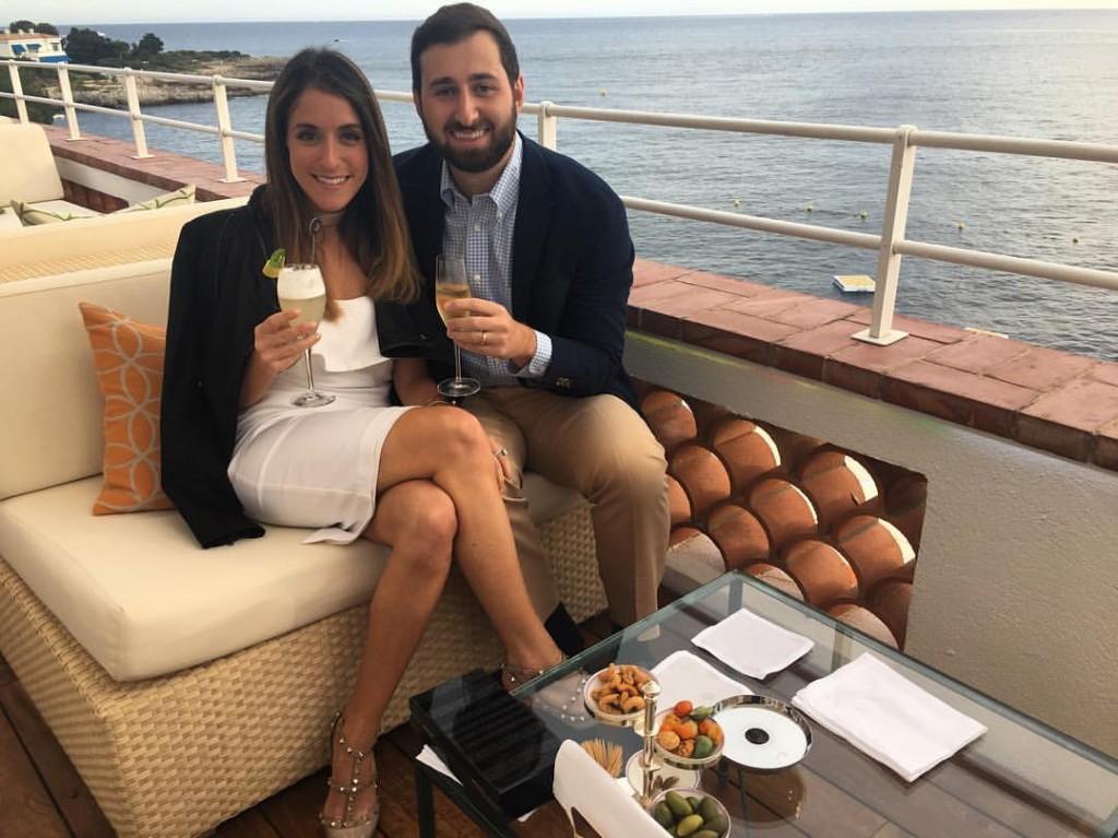 B and A Honeymoon